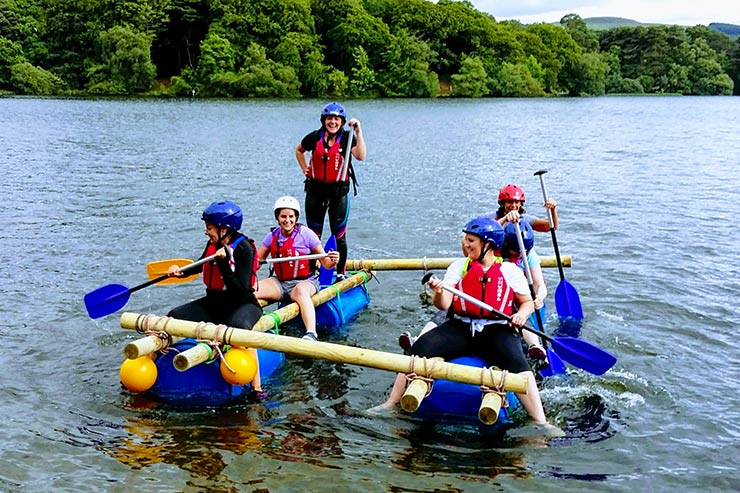 Watersport Adventures on Talkin Tarn