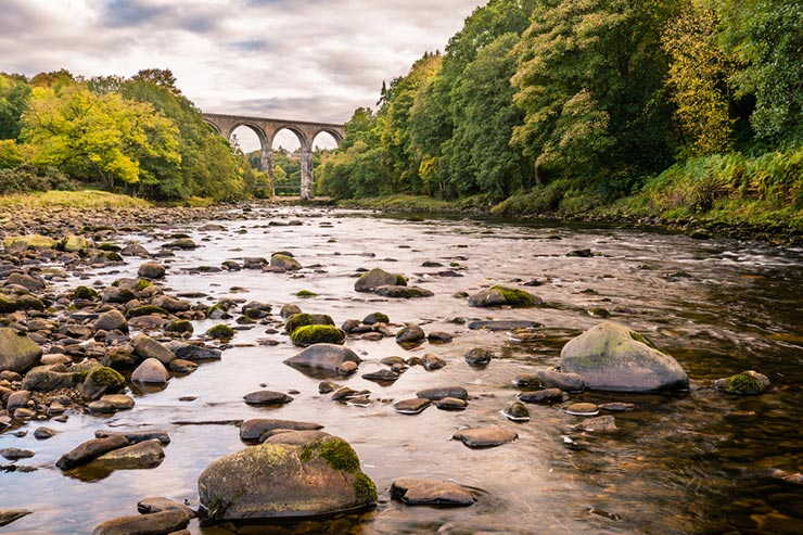 Lambley Viaduct - The South Tyne Trail