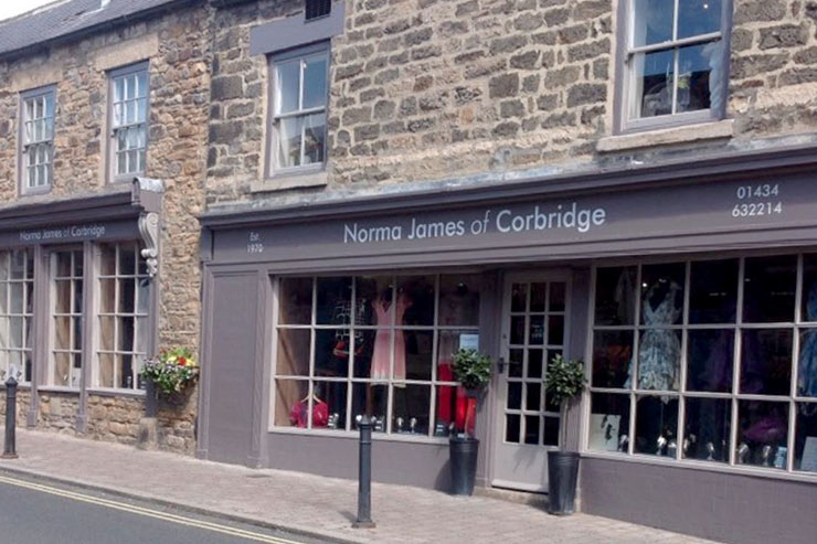 Individual Shopping in Corbridge