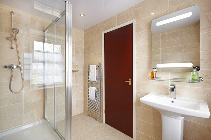 Birdoswald Ensuite Bathroom