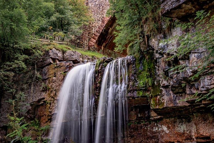 Ashgill Force - North Pennines